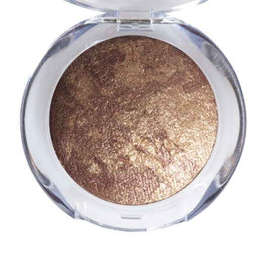 BIGUINE Paris - STAR LIGHT EYES SHADOW - Lidschatten - Augen Makeup Kosmetik 2g - Farbe: 5842 Woodstock
