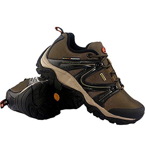 Caminhadas De Vida Primavera cáqui Calçados Jogo Style1 Homens Novo Trekking De fxg8q8