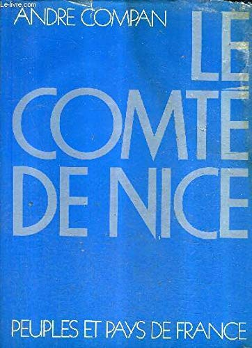 COMTE DE NICE par COLLECTIF