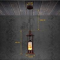 Stts Kronleuchter Glas Flasche Kronleuchter Retro Nostalgie Lampen  Restaurant Café Themen Bar Beleuchtung