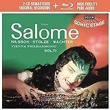 Strauss: Salome (Livre Disque - 2CD + Blu Ray Audio - Tirage Limité)