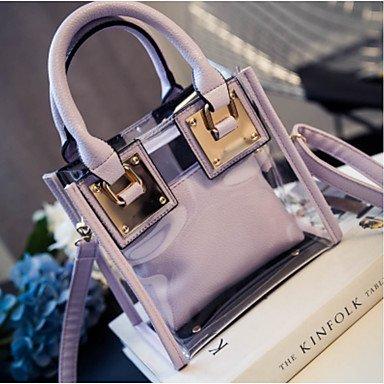Frauen Handtasche Schöne CasualShoulder Tasche Purple