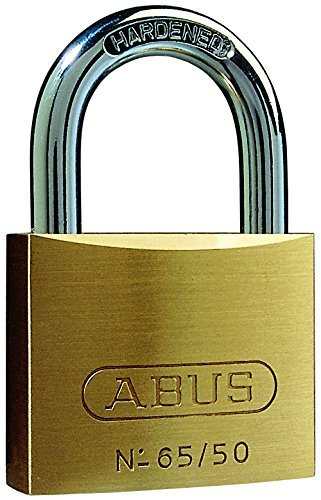 ABUS 02344 Brass Padlock by ABUS KG