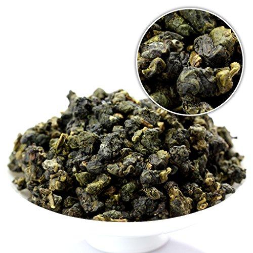GOARTEA 100g (3.5 Oz) Organic Premium Taiwan High Mountain Jinxuan Jin Xuan Milk Oolong Tea Tee