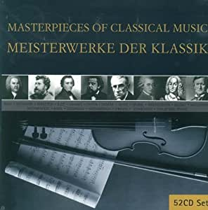 Masterpieces Of Classical Music