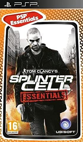 Splinter Cell Psp - Tom Clancy's Splinter Cell :