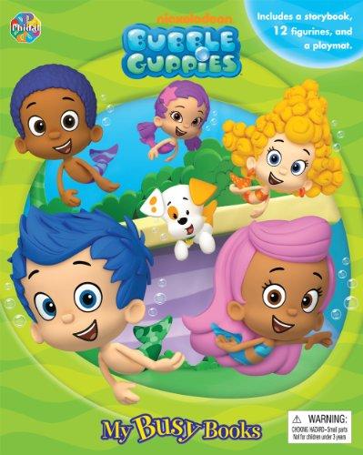 Bubble Guppies My Busy Book (Guppies Dekorationen Geburtstag Bubble)