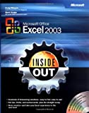 Microsoft® Office Excel 2003 Inside Out (Inside Out (Microsoft))