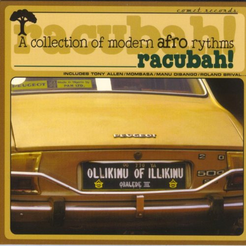Racubah (A Collection of Moder...