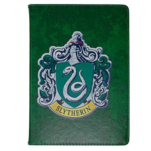 Apple iPad Mini 4 Folio Harry Potter Häuser Hülle / Schützendes PU Leder Smart Flip Hülle / iCHOOSE / Haus Slytherin - Harry Ipad Case Mini Potter