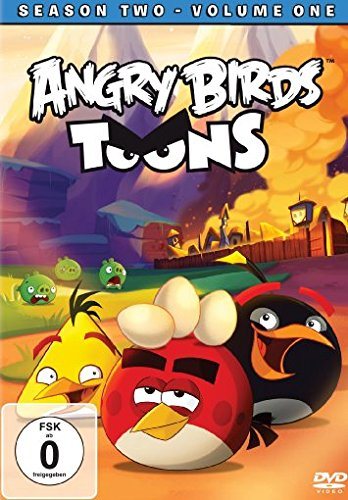 Angry Birds Toons - Season 2, Volume 1 Angry Birds-der Film