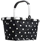 Reisenthel carrybag black dots