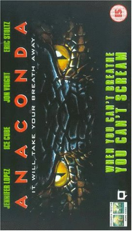 Anaconda [UK-Import] [VHS]