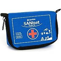 Saniteks SANIset Erste Hilfe Travel Set, 34-teilige Notfallversorgung für Reisen, Unterwegs und Zuhause mit praktischer... preisvergleich bei billige-tabletten.eu