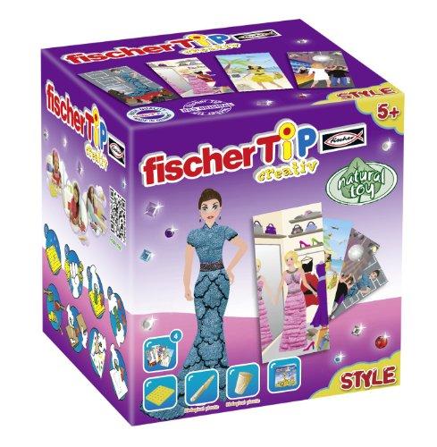 Fischer TiP 520390 - Style Box, Kinder-Bastelsets