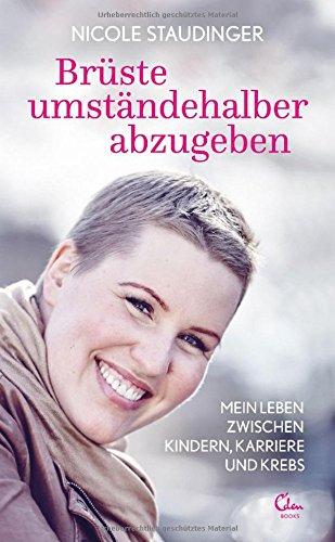 Buchseite und Rezensionen zu 'Brüste umständehalber abzugeben' von Nicole Staudinger