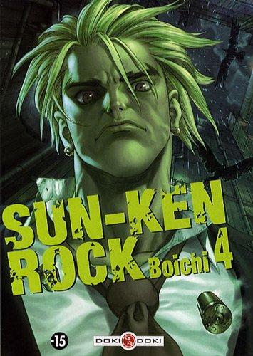 Sun-Ken Rock Vol.4