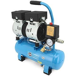 Kompressor Silent 0,6 PS 6 Liter L6-105 Typ 36738