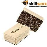 skillworx Handstand Blocks: Raw Edition - Handstand Blöcke aus FSC Buchenholz