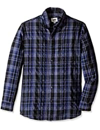 Lee Men's Big and Tall Earl Shirt
