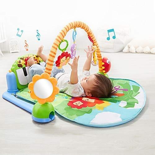 KDDD SpielbögenBaby Play Piano Gym, Spielen mit hängenden Spielzeugen für Neugeborene für Kleinkinder, die einzigen Gymnastikmatten für BabysB5633 -