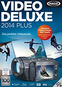 MAGIX Video deluxe 2014 Plus [Download]