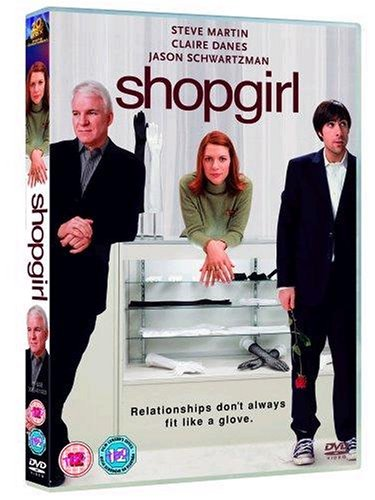 Shopgirl [DVD] by Steve Martin