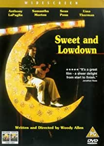 Sweet And Lowdown [DVD] [2000]