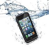 REDPEPPER® Hochwertig IPx8 Wasserdichte Hülle Handyhülle Staubdichte Stoßfeste Schneeschutzanlage Handy