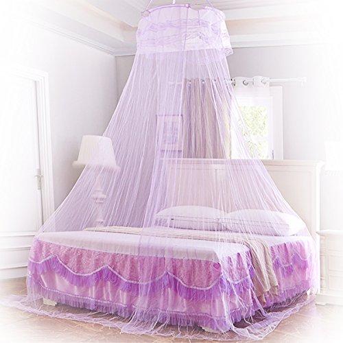 Mture mosquitera de dosel de la cama de encaje elegante for Mosquitera por metros