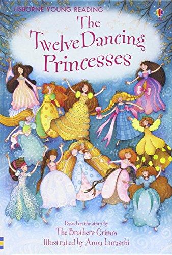 The Twelve Dancing Princesses par Emma Helbrough
