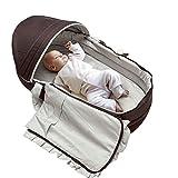 Tragbares Babybett Babyschlafkorb Bequemer Stoff TUT Dem Babybett Nicht WEH