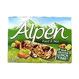 #4: Alpen Fruit & Nut 5 Cereal bars, 140g