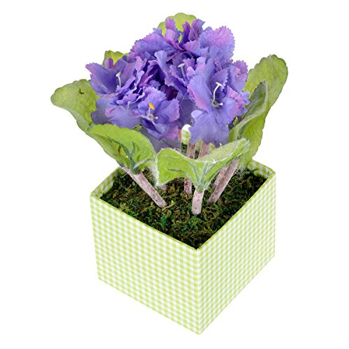 homescapes-artificial-african-violets-purple-in-square-pot-lifelike-leaves-and-silk-flowers-replica-