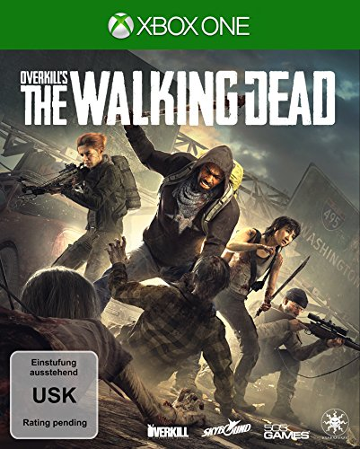 OVERKILL\'s The Walking Dead - [Xbox One]
