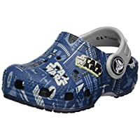 Crocs Unisex Kids Classic Star Wars Graphic Clogs