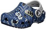 Crocs Classic Star Wars Graphic Clog Kids, Unisex - Kinder Clogs, Blau (Navy), 23/24 EU
