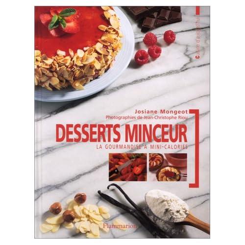 Les desserts minceur