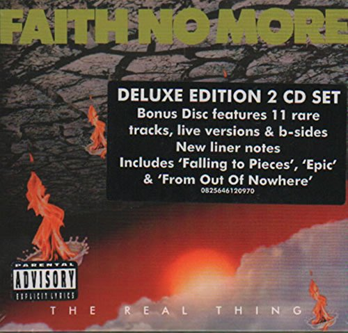 Faith No More - The Real Thing (Deluxe Edition) (2 CD)
