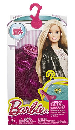 Barbie Bottoms Fashion 3, Multi Color