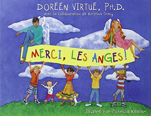 Merci, les anges ! par Doreen Virtue