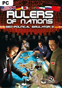 Rulers of Nations - Geo-Political Simulator 2  [Téléchargement PC]