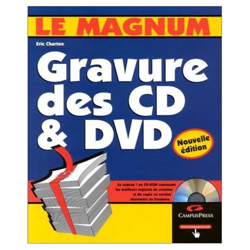 Gravure de CD et DVD