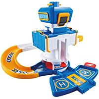 Super Wings - Torre de control Jett & Jimbo (ColorBaby 43966)