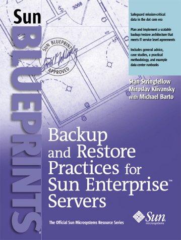 Sun Storage Server (Backup and Restore Practices for Sun Enterprise Servers (Sun Microsystems Press Java))