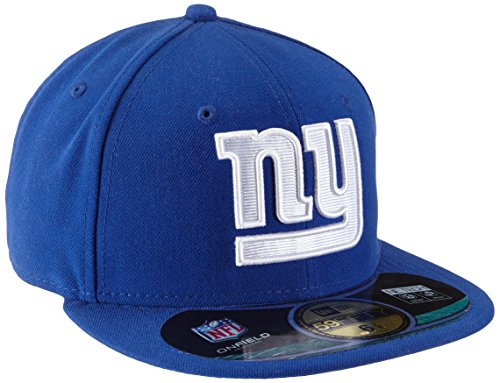 NFL On Field New York Giants 59 Fifty Fitted
