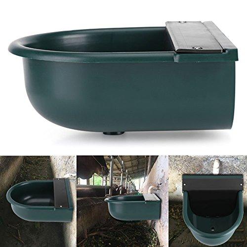ETbotu 4L Automatik Wasser float-ball Typ Wasser Futternapf Wasser Spender für Schaf Hund Pferd Kuh Hund Schaf Ziege (Pferd Feeder)