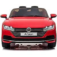 cristom Voiture électrique 12V pour Enfant - License Volkswagen Arteon -  telecommande Parental eca2170442d8