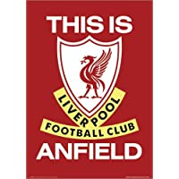 Póster Liverpool - This is Anfield - cartel económico, póster XXL