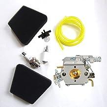 TucParts 5300718 21/Walbro 29 - Bomba de combustible para motosierra Partner 350, 351